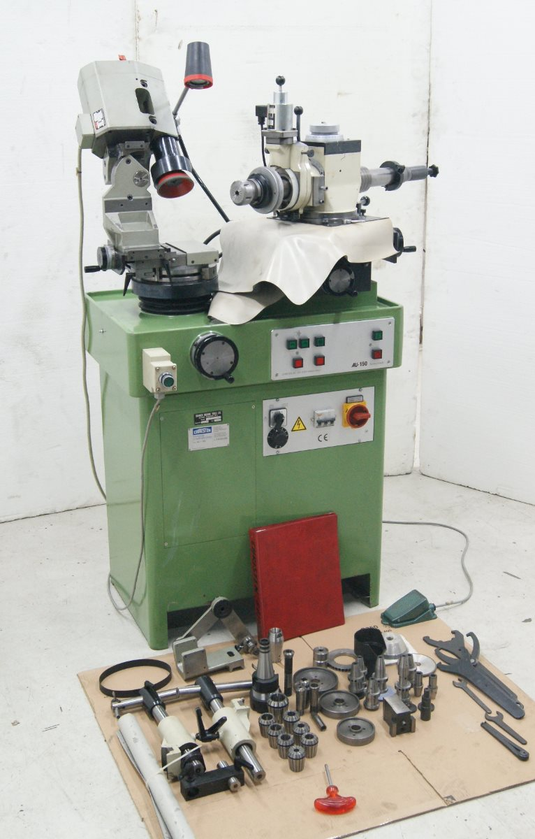 Christen AU150 from Veltman machines