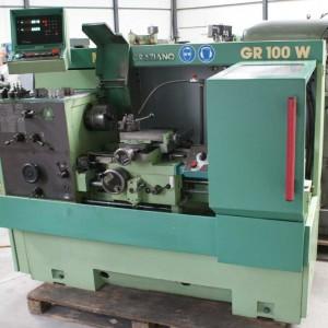 Leit-/Zugspindeldrehmaschine Maho Graziano GR100W